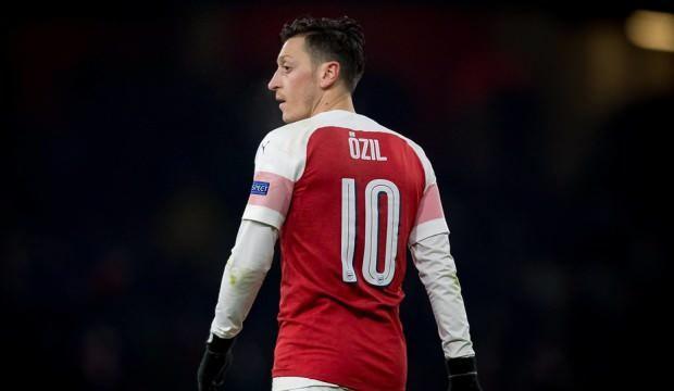 Mesut Özil, ABD yolcusu!
