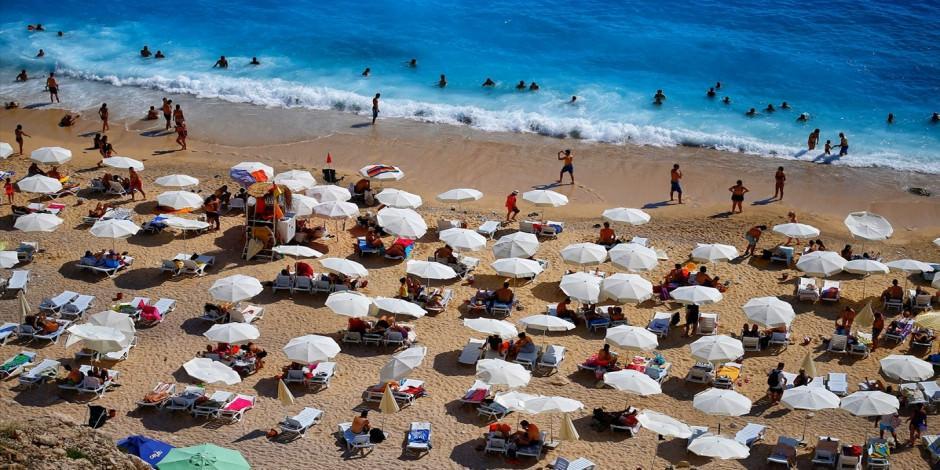 Rusların tatil tercihi yine Türkiye oldu