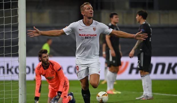 Sevilla adını finale yazdırdı!