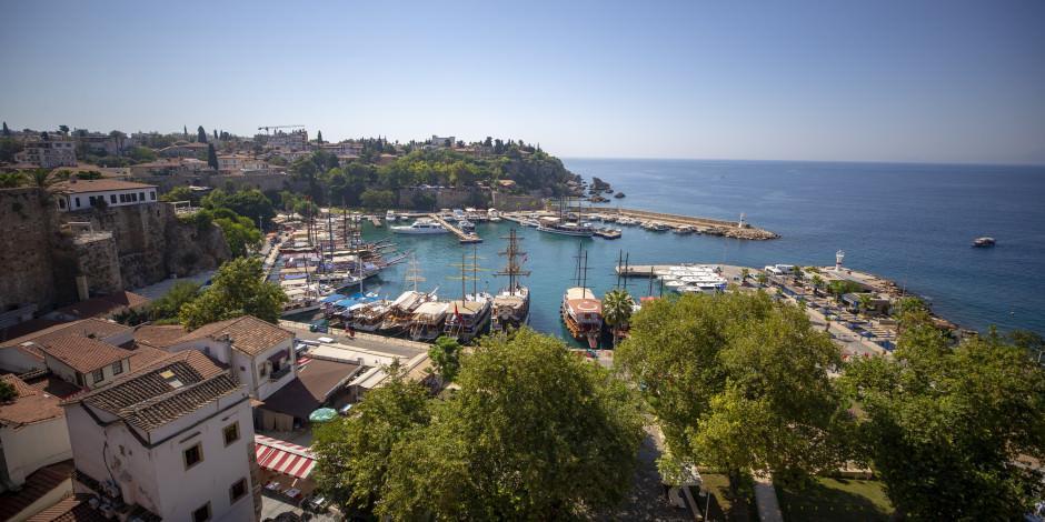 Türk turizminin başkenti Antalya'nın antik kentleri