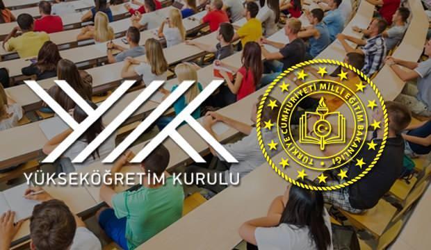 Üniversiteler açılış tarihi! Bakanlık harekete geçti! 2020-2021 döneminde üniversiteler...