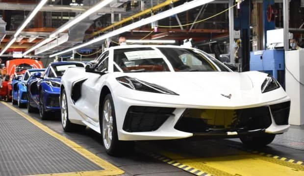 Chevrolet, Corvette üretimini dördüncü kez durdurdu