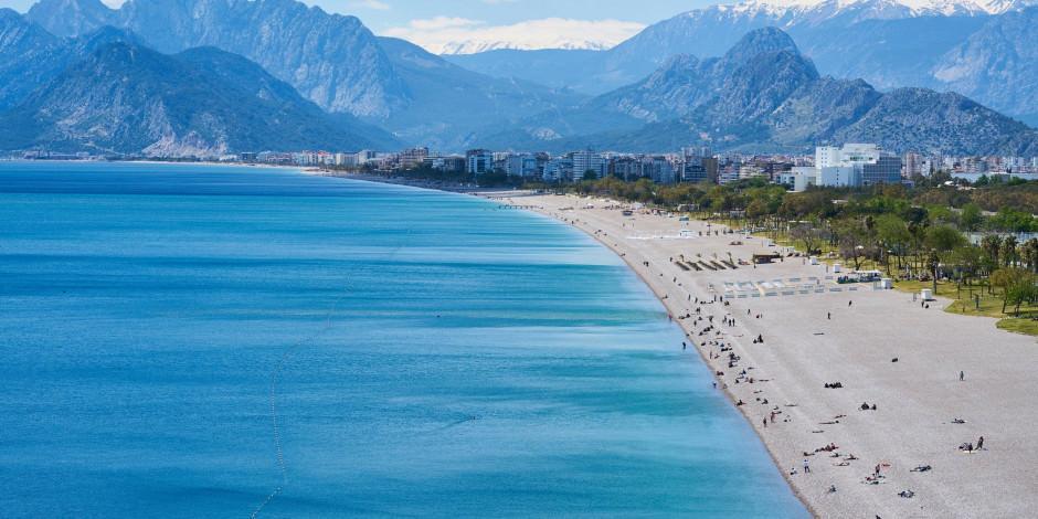 Antalya'da yeni halk plajları hizmete girdi