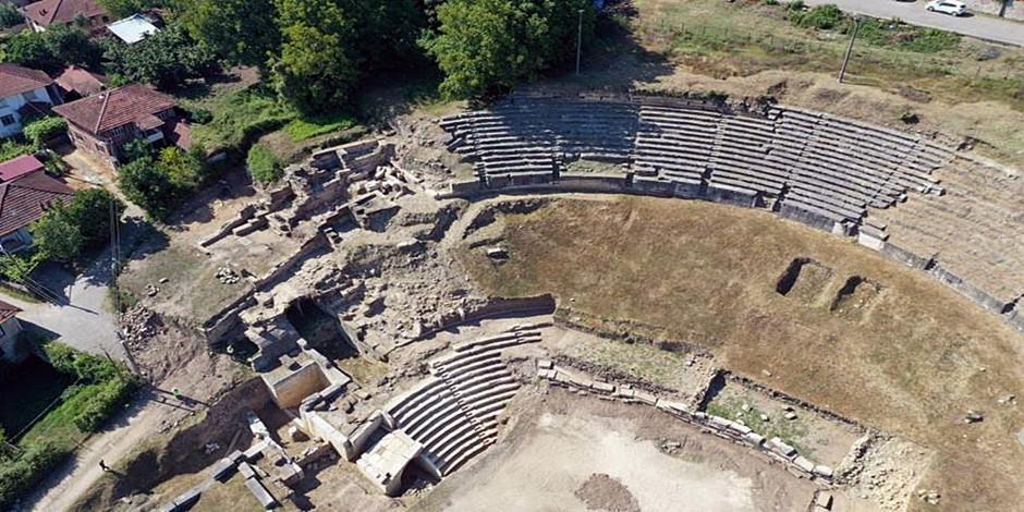 Batı Karadeniz'in tek antik tiyatrosu: Konuralp
