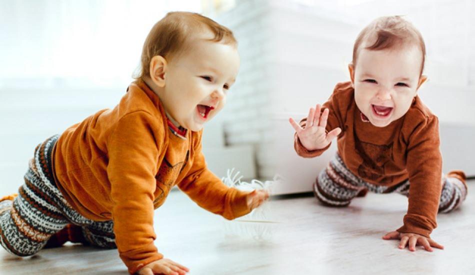 Bebeklere emekleme nasıl öğretilir? Bebekler ne zaman emekler? Emekleme aşamaları
