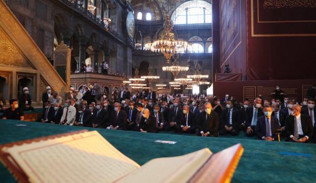 Fransız yazardan ezber bozan Ayasofya çıkışı: Şaşırtıcı