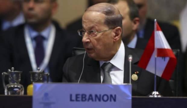 """Lübnan Cumhurbaşkanı Avn, yeni hükümet için """" en iyisi"""" dedi"""