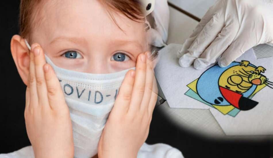 Çizgi film karakterli ve desenli maskeler zararlı mı? Sağlıklı maske nasıl olur?