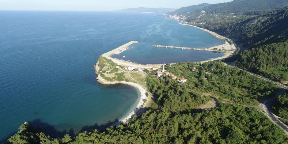 Kastamonu'nun denize nazır tarihi kalesi: Ginolu