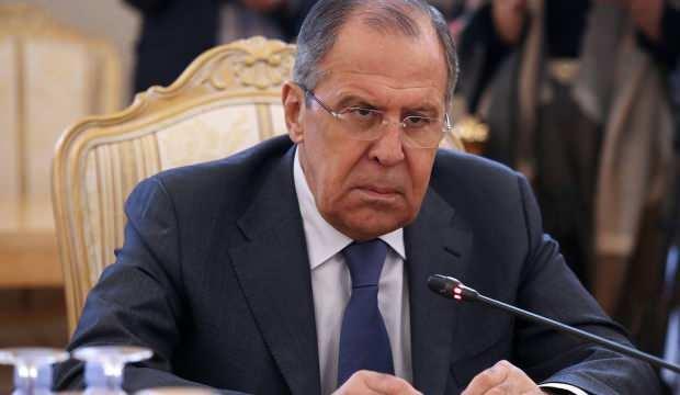 Lavrov'dan ABD'ye tepki: Her şeyi yapıyorlar!