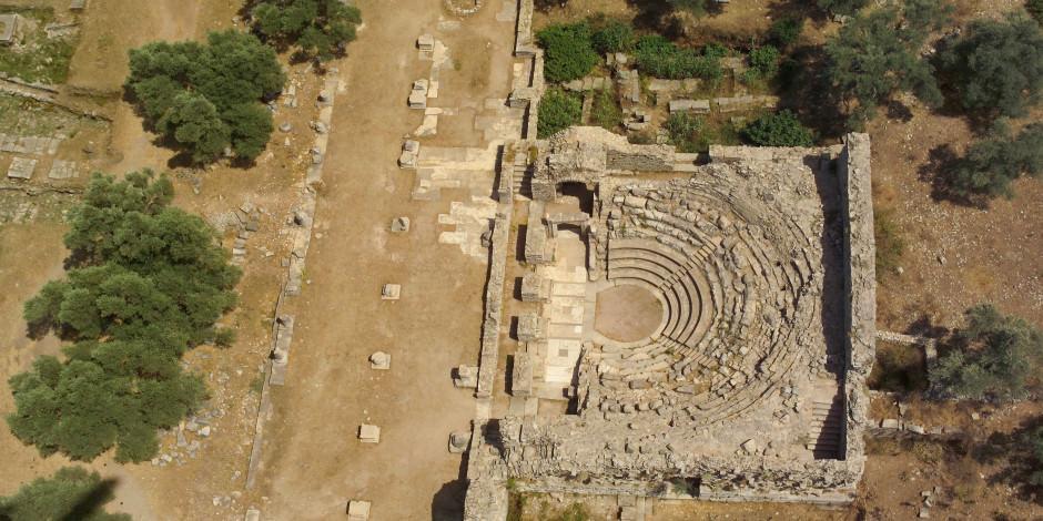 Milas'ın tarih kitabı: İasos Antik Kenti