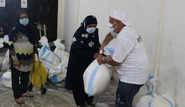 Sadakataşı'ndan Lübnan'a un yardımı