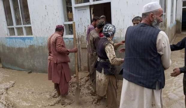 Afganistan'da sel felaketi: 70 ölü, 20 yaralı