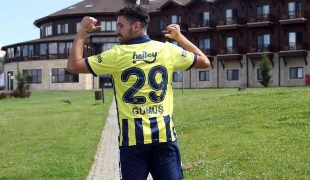 Ali Koç'tan Sinan Gümüş'e 29 numara önerisi