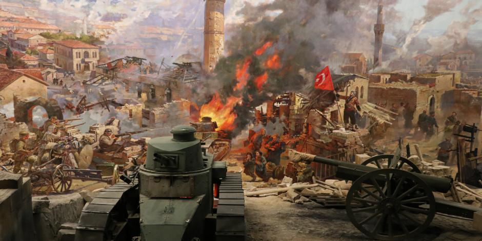 Antep tarihinin izleri Panorama 25 Aralık Müzesi'nde