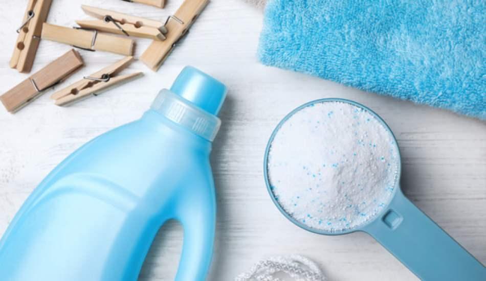 Beyazlar için en iyi deterjan hangisidir? Sıvı deterjan ve toz deterjan arasındaki farklar