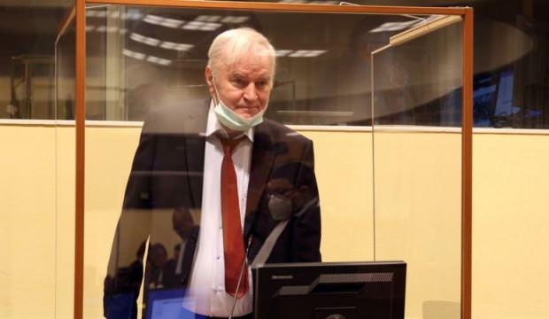 Bosna Kasabı Mladiç cezası için temyize gidiyor