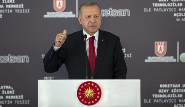 Erdoğan müjdeyi verdi: İlk denemeler başlıyor