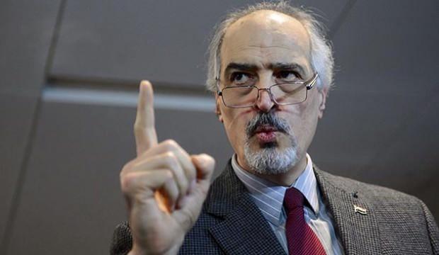 Esed rejiminden ABD'ye tepki: Petrolümüzü çalıyorlar