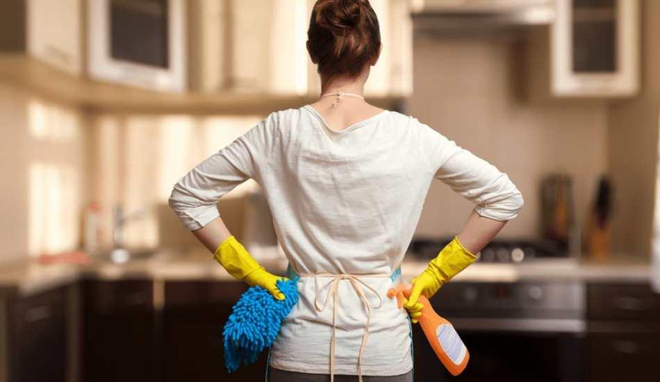 Ev temizliğinde işinize yarayacak 5 pratik bilgi!