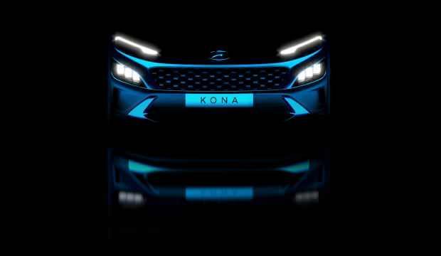 Hyundai Kona yenileniyor!