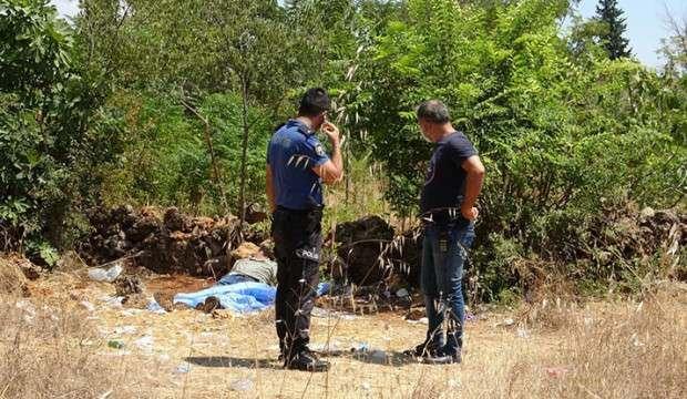Korkunç olay! Dövülerek öldürüldü, cansız bedeni boş araziye atıldı