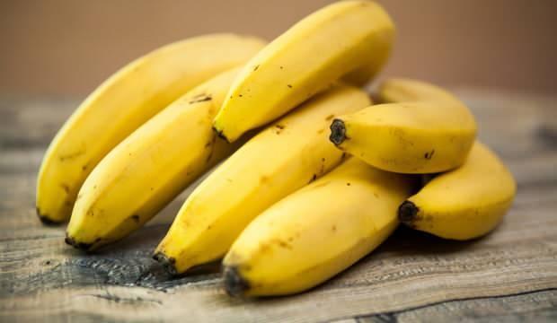 Muz kabuğunun faydaları nelerdir? Muzun yararları ve besin değerleri...