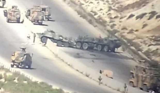 Suriye'de Türk-Rus devriyesine saldırı! Türkiye ve Rusya'dan açıklama