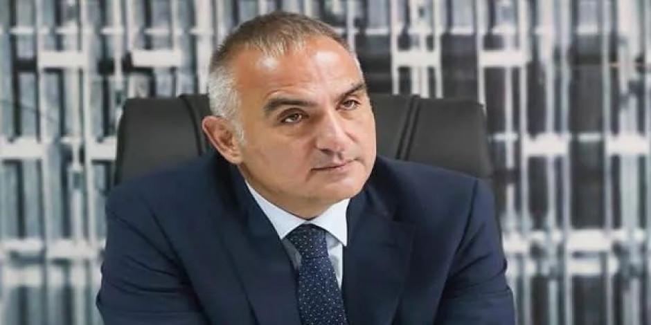 Bakan Ersoy: 15 milyon turist sayısını yakalarız