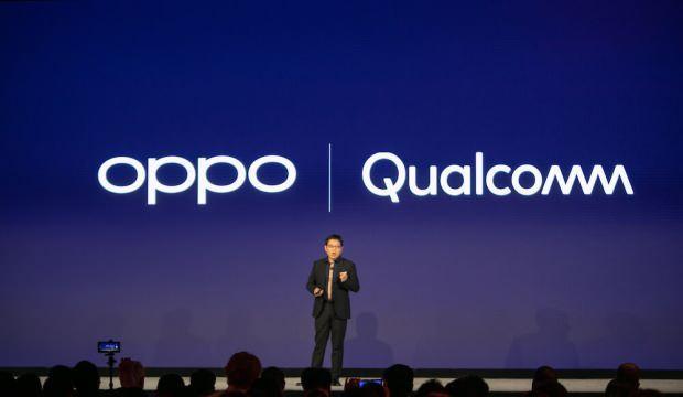 5G için OPPO ve Qualcomm arasında işbirliği