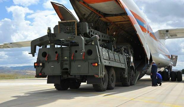 Bomba açıklama! S-400'ler rampaları kaldırdı