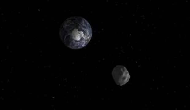 Dev asteroid bu hafta sonu Dünya'nın yanından geçecek