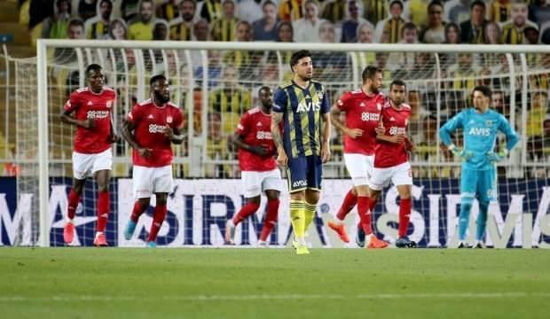 Fenerbahçe ve Sivasspor buluşması: Final!