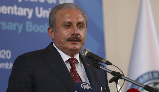 TBMM Başkanı Şentop'tan Sivas Kongresi mesajı