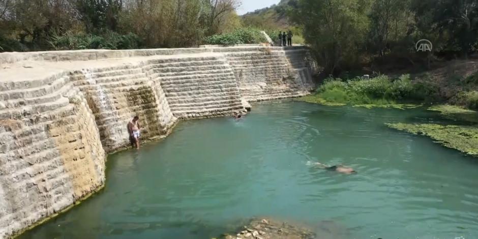 Tüm doğal güzelliği ile tarihi Zikir Gölü