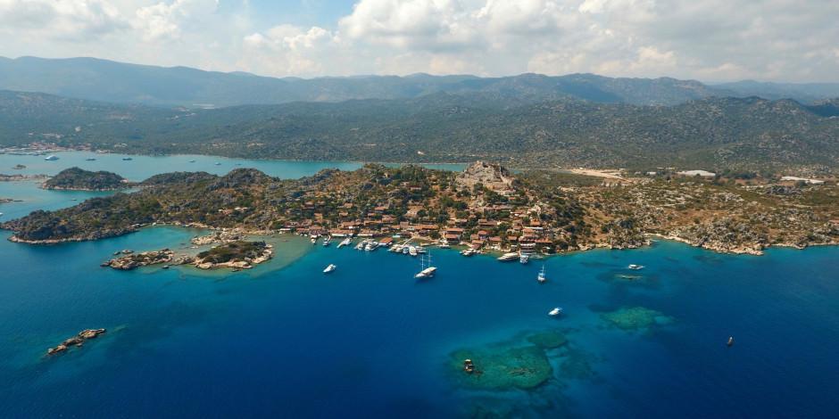'Turizm cenneti' Antalya'nın alternatif turizm rotaları
