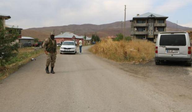 Yüksekova'da 1 köy , karantinaya alındı