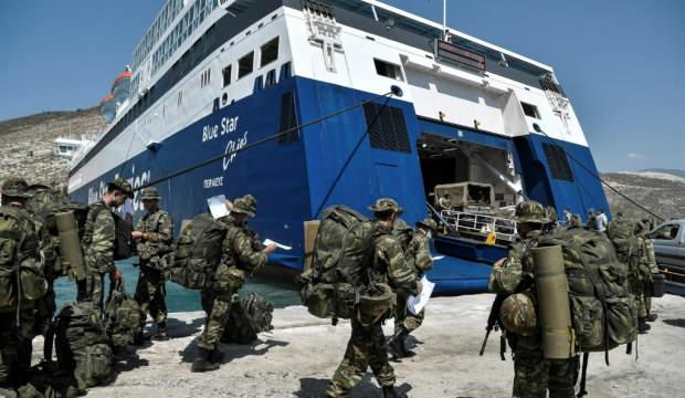 Yunanistan, silahlandırdığı Doğu Ege adalarında Lozan ve Paris antlaşmalarını çiğniyor