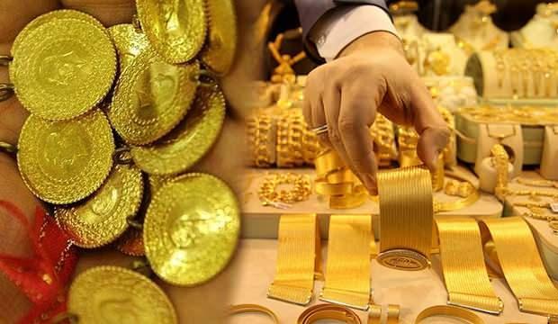 Altın fiyatlarında ani düşüş! 08 Eylül salı çeyrek altın ve gram altın fiyatları alış satış