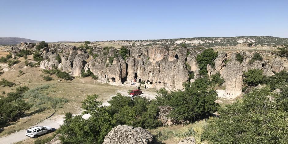 Doğa ve tarihi buluşturan mekan: Kilistra Antik Kenti
