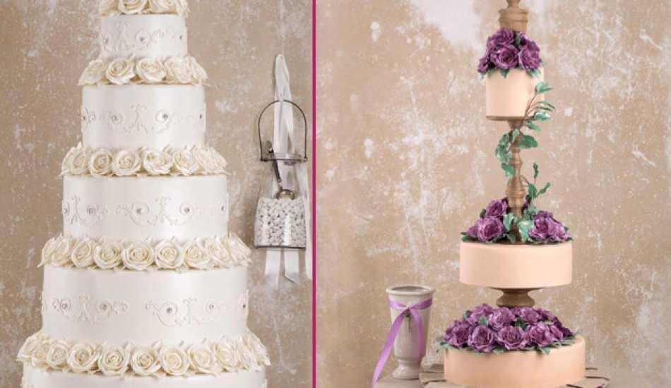 Düğün pastası modelleri 2020