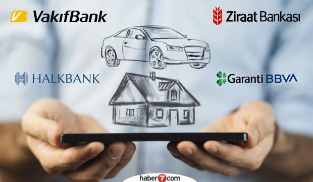 Eylül ayı kredi faizleri açıklandı! Bankaların taşıt, konut ve ihtiyaç kredisi faiz oranları