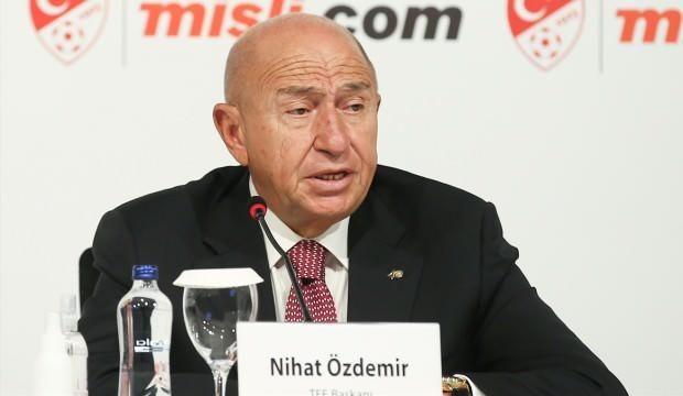 Nihat Özdemir'den Rıdvan Dilmen cevabı!