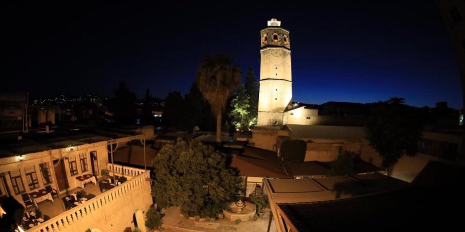 Şanlıurfa'da 3 dine ev sahipliği yapan tarihi Ulu Cami