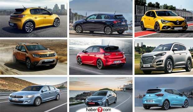 Sıfır araçlarda Eylül kampanyaları açıklandı! Fiat, Citroen, Opel, Peugeot, Renault...