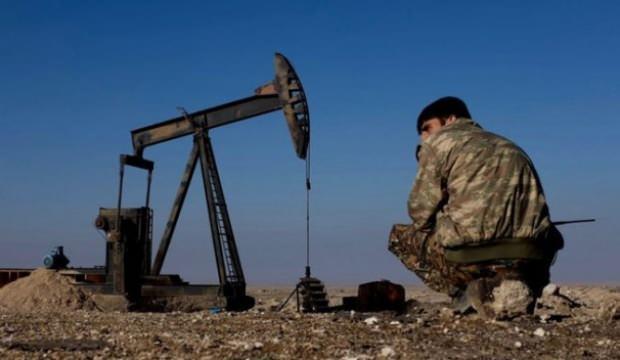 YPG/PKK'da petrol kavgası