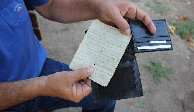12 Eylül'de arkadaşının cezaevinden gönderdiği mektubu 40 yıldır saklıyor