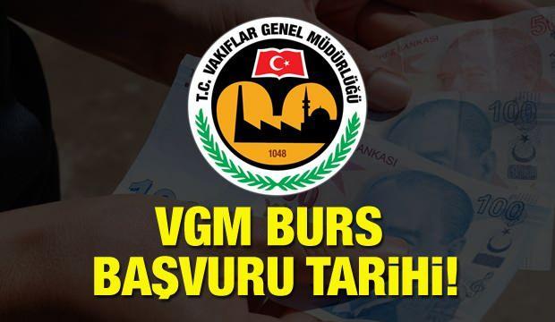 2020 VGM burs başvuru tarihleri: Geri ödemesiz aylık 300 TL VGM burs başvuru şartları!