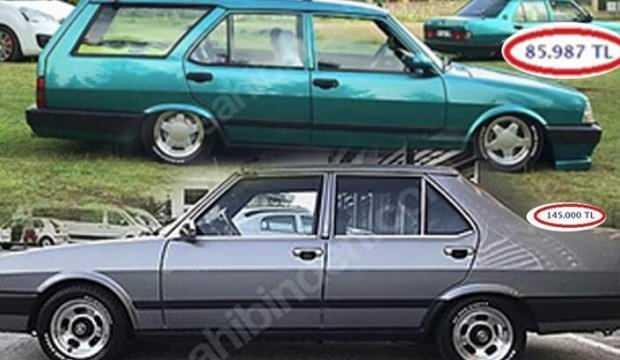 20 yaşın üzerinde sıfır fiyatına otomobil!