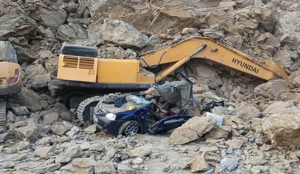 Bursa'da heyelan: İş makinelerini bekleyen bekçi hayatını kaybetti